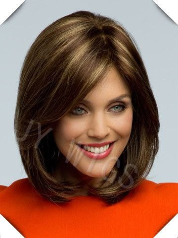Cheap wigs com free shipping, Buy Quality women wig directly from China wig natural Suppliers: 	  	  	Fashion Short Haircuts Bob Women's Wig  Synthetic	Wavy Hair Wigs For Ladies Fashion Short Haircuts