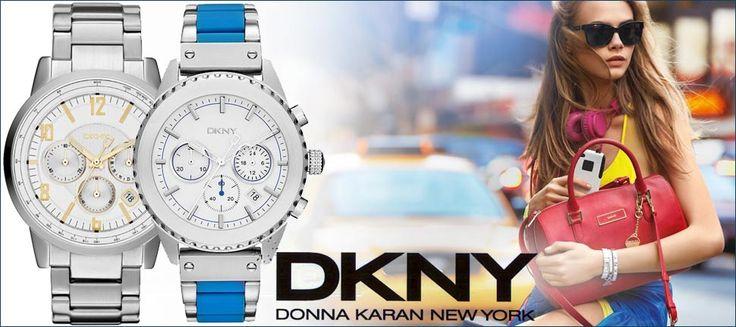Ρολόγια DKNY! Βρείτε αυτό που σας ταιριάζει μόνο στο OROLOI.GR! Δείτε όλη τη συλλογή εδώ: http://www.oroloi.gr/index.php?cPath=183
