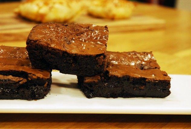 Vişneli Brownie