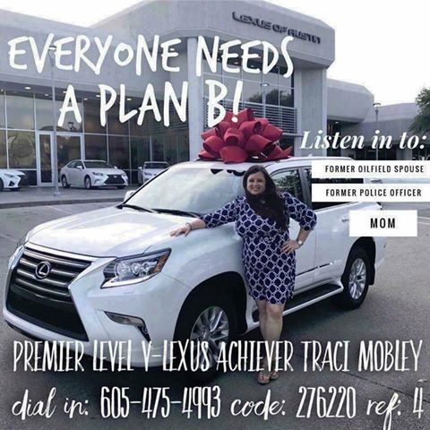 Traci Mobley is a ‍♀️ former police officer  in Austin, Texas, and her husband was laid off from his Oilfield job when she found Rodan + Fields.   Take 10 minutes and listen in to Traci's life changing story! Do YOU have a Plan B?  #planBisBEAUTIFUL #RFJourney #whynotyou #LifeChangingSkincare #TeamReadySetGrow #teamlimitless