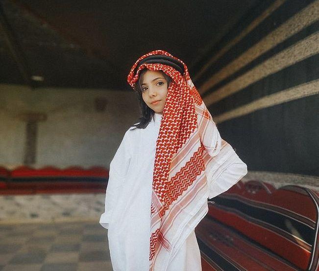 مساءكم عسل لين الغيث Fashion Hijab Children