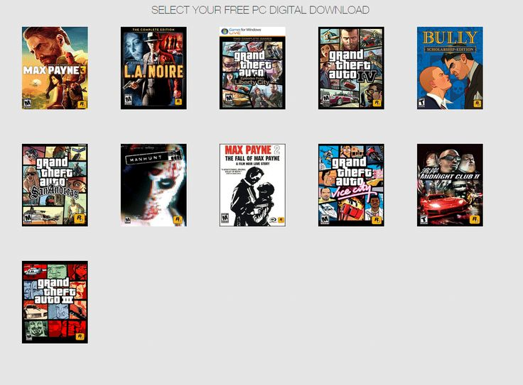 Free Game With GTA V PC Pre-orders from Rockstar - GTA 5 Cheats