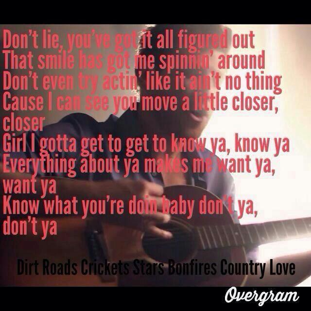 Brett Eldredge – Don't Ya Lyrics | Genius Lyrics