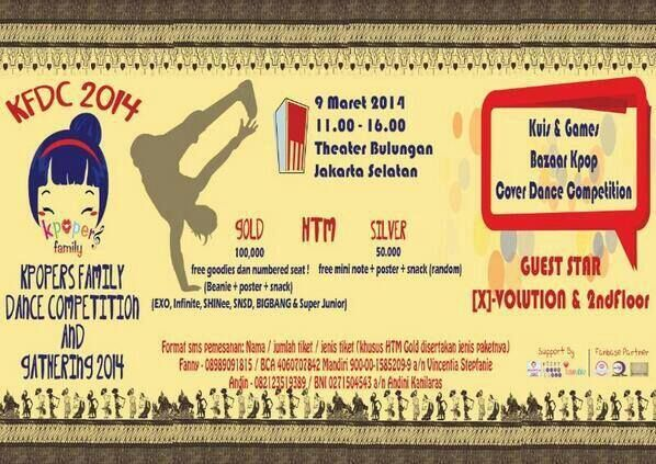 KPOPER FAMILY DANCE COMPETITION AND GATHERING 2014