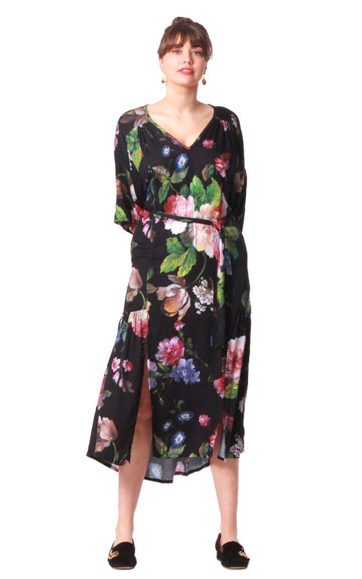 72a8b00f9f Honeysuckle Beach Serena Dress - Castle Satin | Clothes | Dresses ...