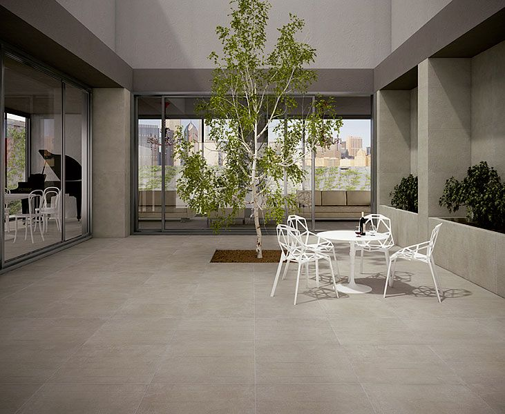 Create Elegance With This Method Porcelain Tile Photo Showcases Taupe Technique 24 X Polished On Floor Unpolishe