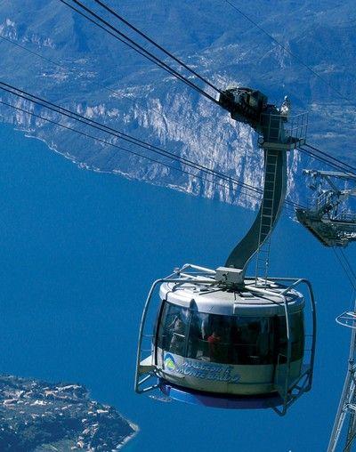Malcesine-Monte Baldo cable car - VisitGarda