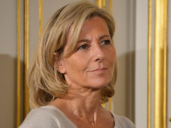 claire chazal french female tv presenters and journalists femme actuelle claire chazal et. Black Bedroom Furniture Sets. Home Design Ideas