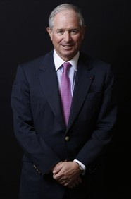 Stephen Schwarzman: Chairman and CEO, Blackstone Group
