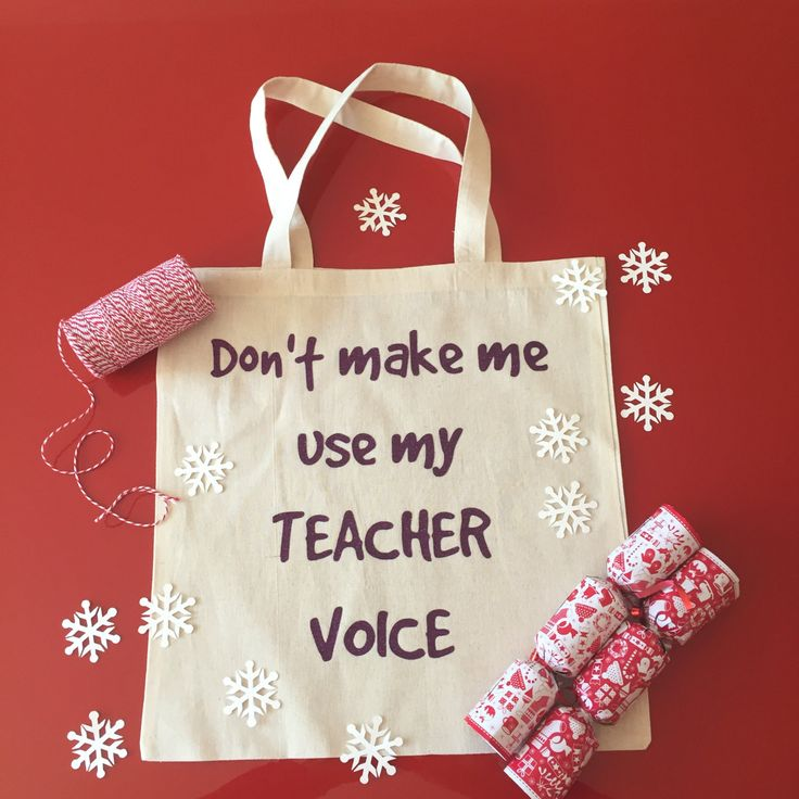 New to weheartcards on Etsy: Ideal Gift for Teacher End of term present Gifts under ten pounds Holiday Finds Tote Bag Glitter Sparkly Lettering Free Gift Wrap For Her (8.50 GBP)