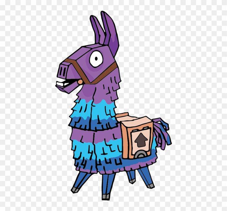 Download Llama Fortnite Svg, Silhouette Cameo Cricut Design ...