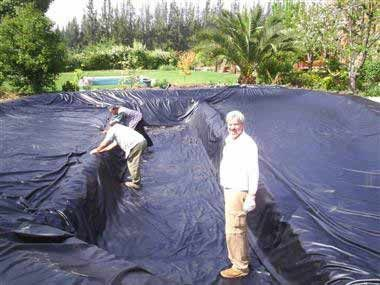 Piscine naturelle piscine biologique avec lagunage sur for Construction piscine biologique