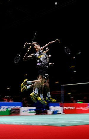 Tom's best of the year: Lee Chong Wei