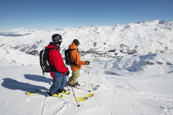 One of the 3Vallees best kept secrets, St Martin de Belleville. Great skiing and…