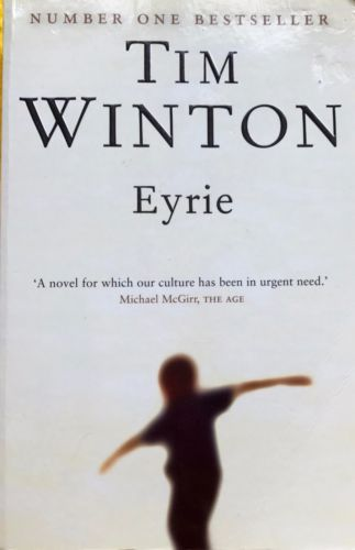 Eyrie-by-Tim-Winton-FREE-AUS-POST-very-good-used-condition-paperback-2014