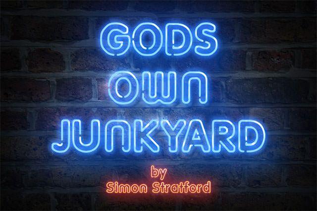 Gods Own Junkyard お好みのテキスト文字を、ネオン管ロゴで作成したかのうように仕上げてくれるフリー書体。 gods-own-junkyard-011 ※ 個人、商用利用可能
