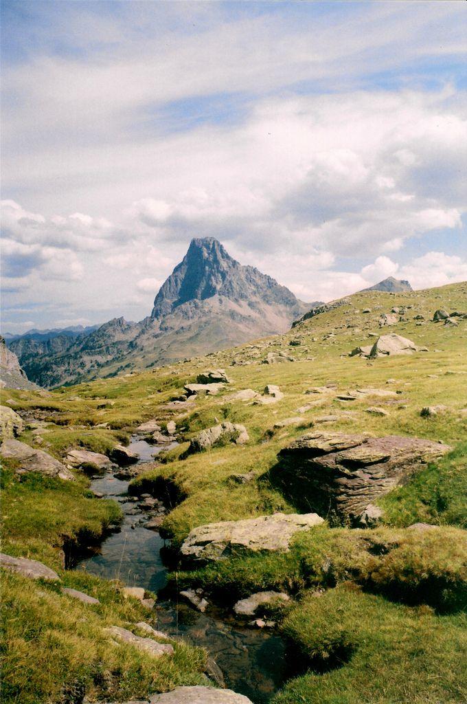 our de Lac d'Ayous, Parc National des Pyrénées, France