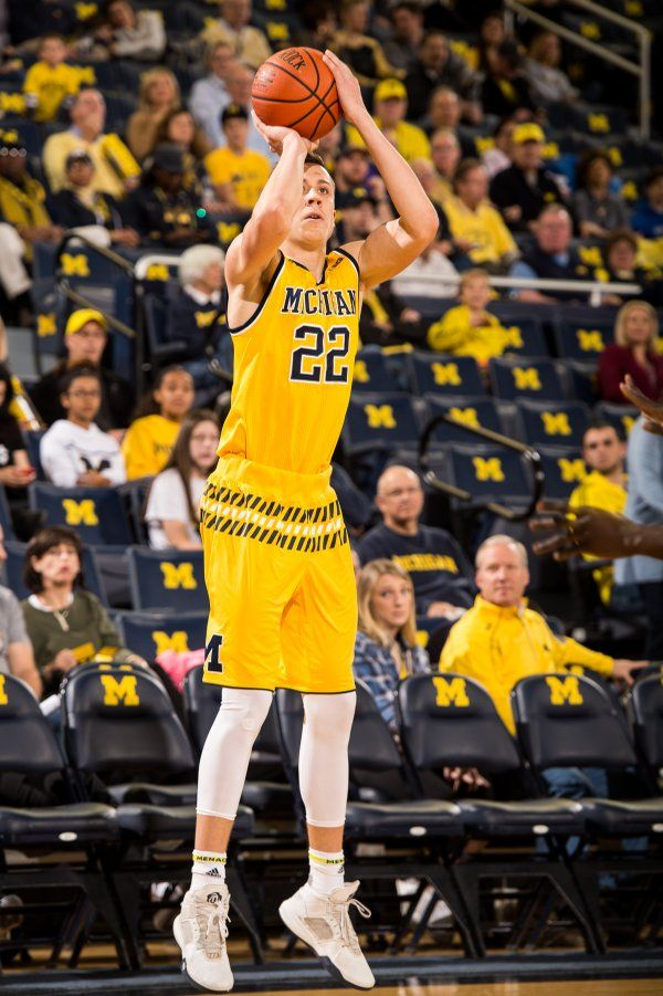 76 Best Michigan Wolverines Basketball Images On Pinterest