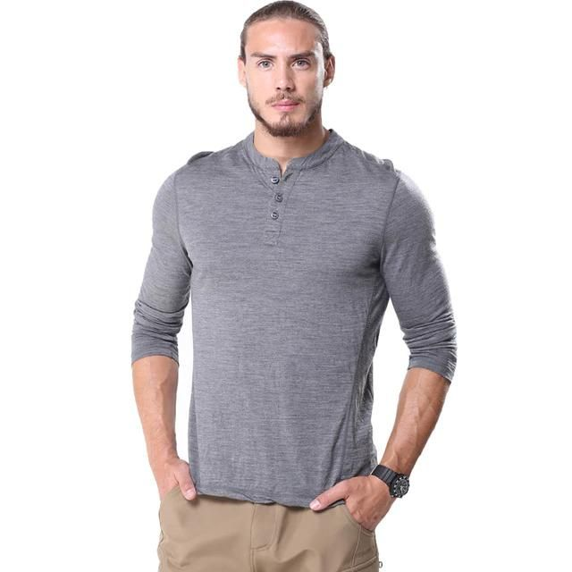 0ca03afb4be8 Tactical Military Men's Shirt Slim Fit Full Sleeve Thermal Layer Warm –  MILTACT.COM