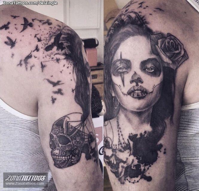 Tatuaje hecho por Fernando de la Iglesia, de Valencia (España). Si quieres