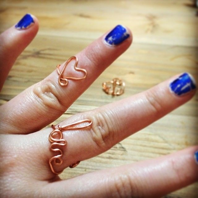 """@Somsri's photo: """"Heart half ring and """"love"""" ring."""" #jewellery #handmade #jewelry #necklace #halfring #somsri #ring #love #heart"""