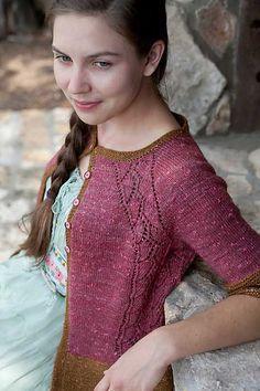 Ravelry: Enchanted Rock pattern by Jennette Cross