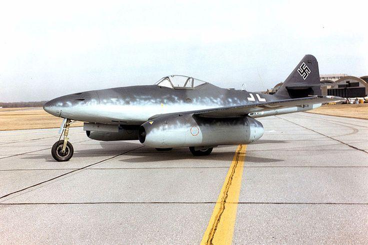 Restored Me 262