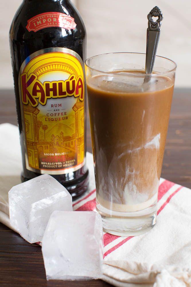 Kahlúa Vietnamese Iced Coffee // lickmyspoon.com