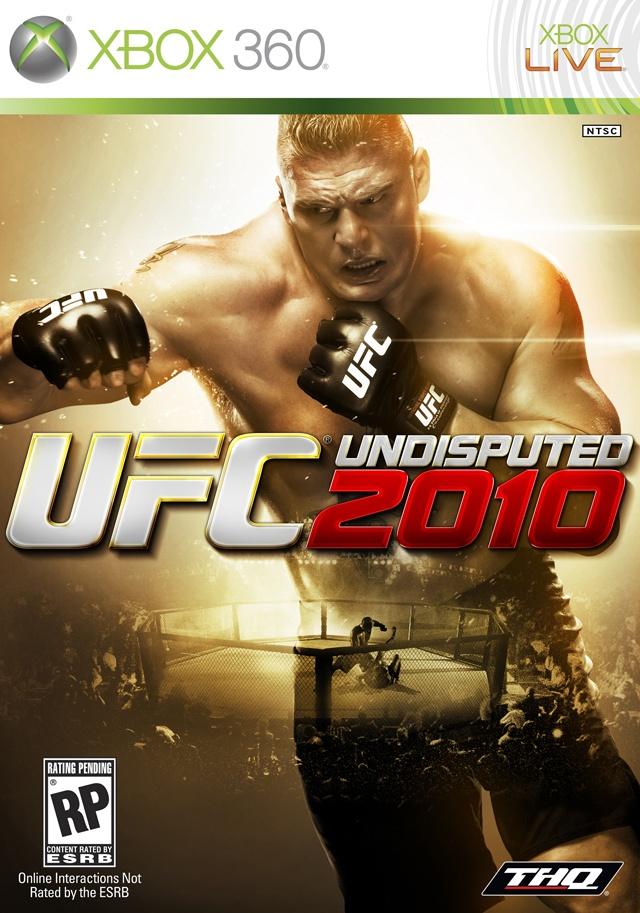 My Favorite Video Game UFC Undisputed 2010
