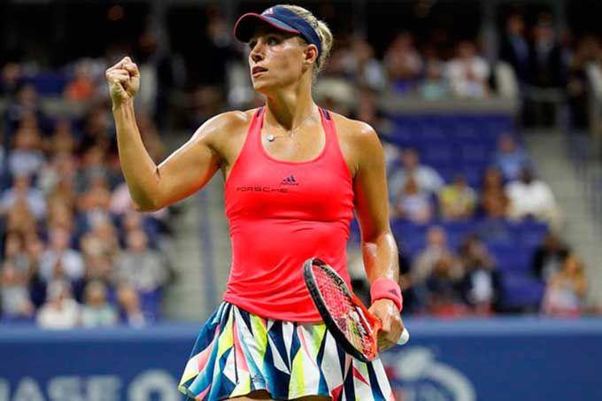 Kerber desplaza a Serena Williams de la cima en el ranking de la WTA #Deportes #Tenis