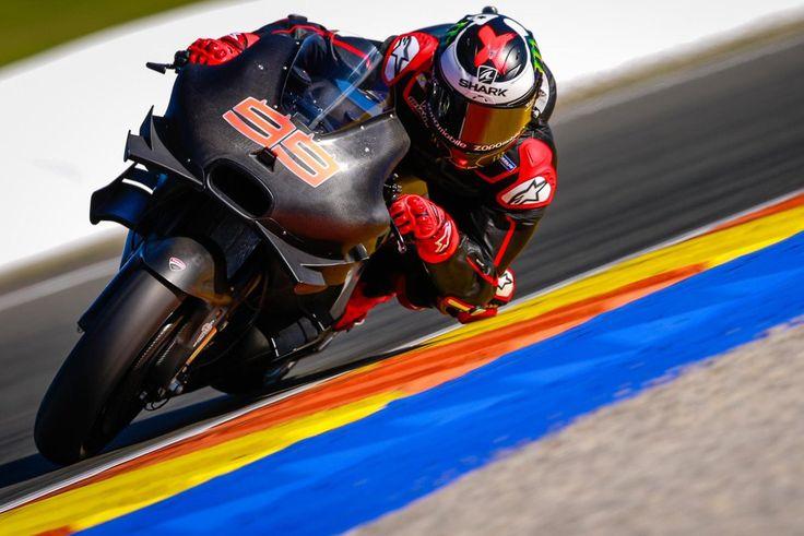MotoGP Calendario 2017 - Nella foto Jorge Lorenzo in Ducati