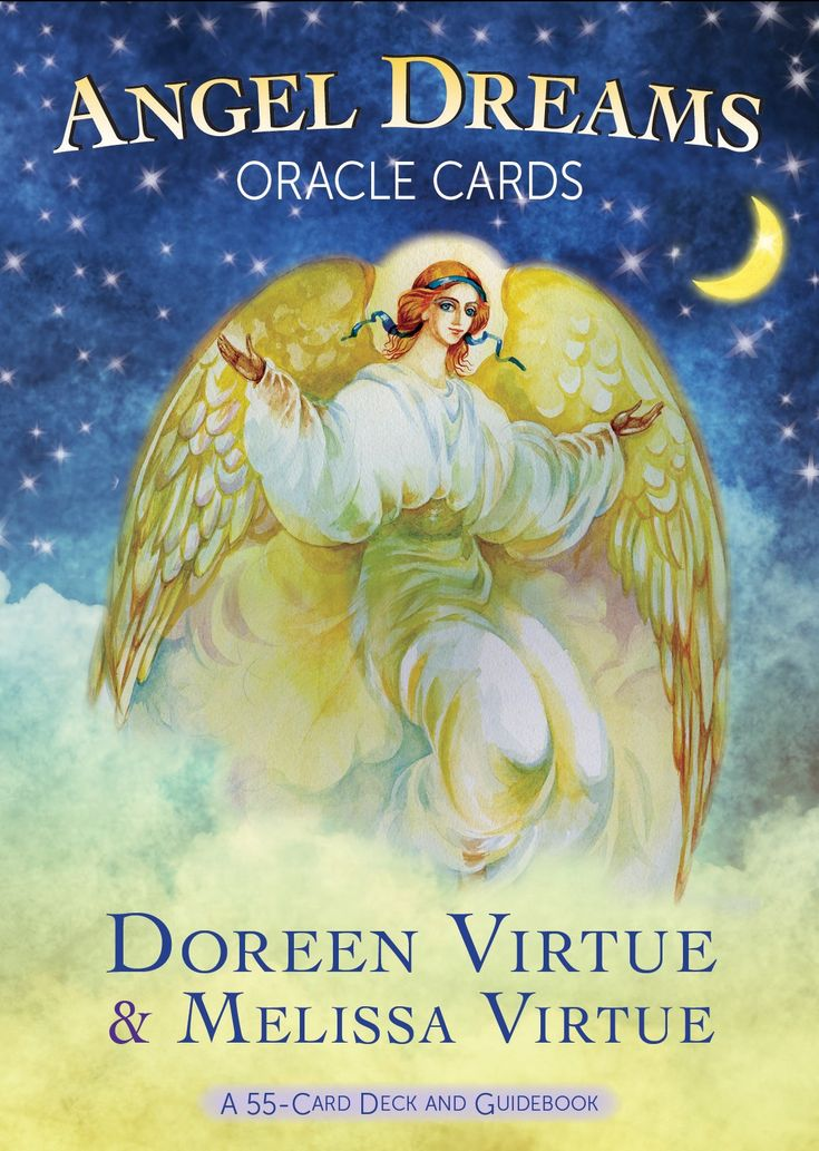 Angel dreams oracle cards by doreen virtue doreen virtue