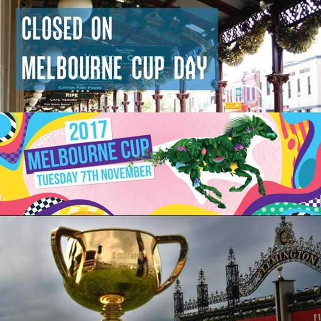 Sorry will be closed on Melbourne Cup. #closed #melbournecup #melbourne #instamelbourne #instadaily #health #fitness #wellbeing #wellness #bayside #victoria #instahealth #instafitness #alliedhealth #softtissuetherapy #fitfam #instafit #ebmyotherapy #friday #tgif #freakyfriday #fridayfact #fridayrocks