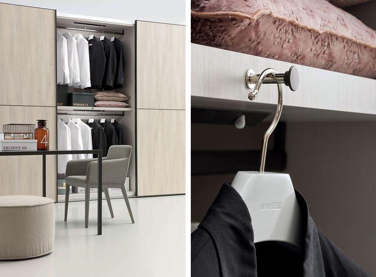 Dover, Wardrobes, Products   Novamobili.  Attention to detail that leaves its mark.  #wardrobe by #Novamobili #interior #design #aboutWARDROBE #slidingdoor