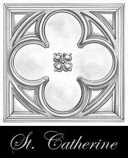 prensado diseño del techo de metal - Santa Catalina