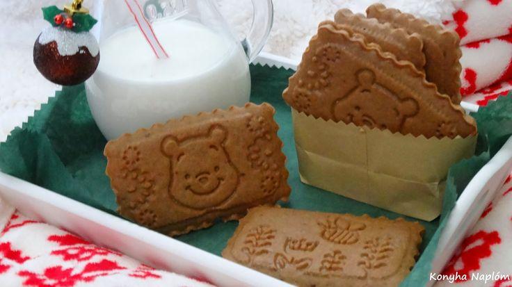 Konyha Naplóm: Fahéjas keksz