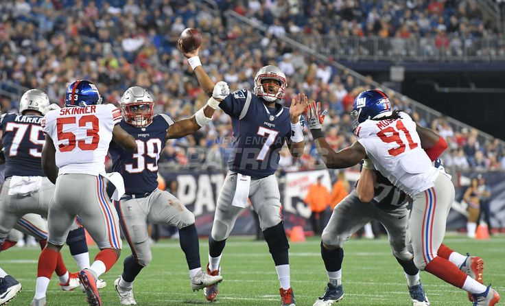 Nordstrom's Best Presented by CarMax: Patriots-Giants 8/31 | New England Patriots