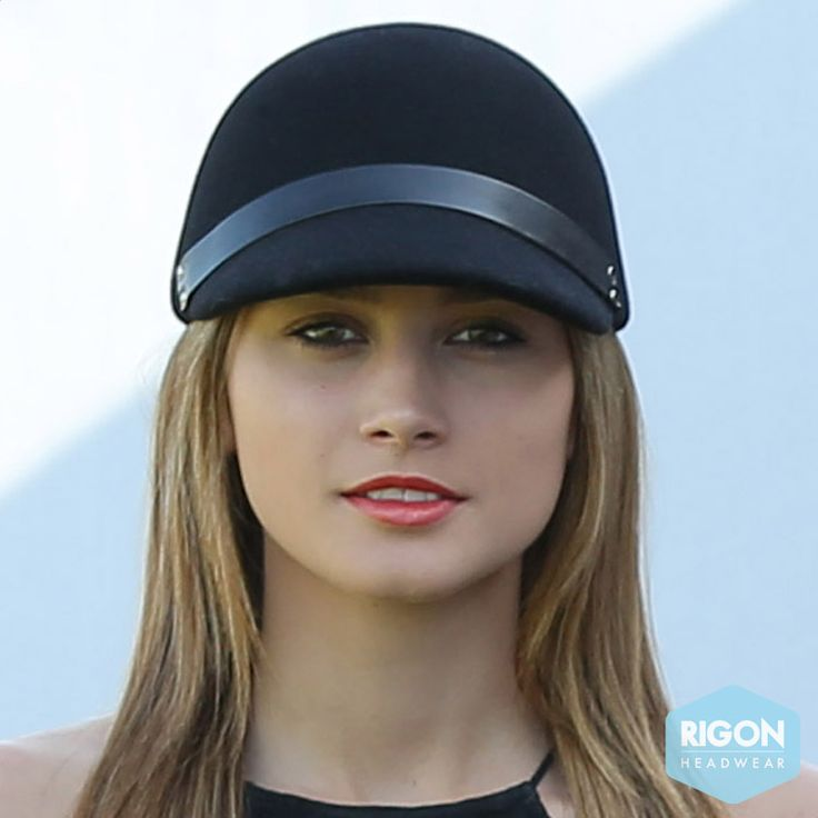 Stylish felt baseball cap - on trend for this season's hottest new looks by Rigon Headwear:  Shop now: http://rigon-headwear.myshopify.com/collections/new-arrivals/products/copy-of-new-catriona-felt-wide-brim-fedora-bd192-by-beforedark-1