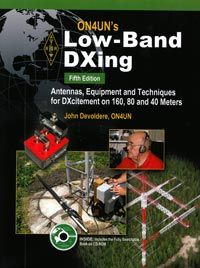 ON4UN's Low Band DXing 25 Years of Low Band Success!