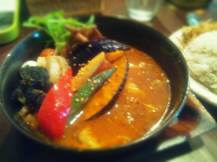 GARAKU スープカレー 15種類の野菜