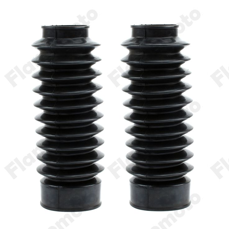 26.55$  Know more - http://aibps.worlditems.win/all/product.php?id=32795913350 - Motorbike Black Long Front Rubber 49mm Gator Fork Tubes Boots For Harley Dyna Wide Glide FXDWG 2006 2007 2008 2009 2010 2011