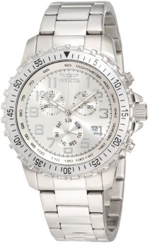 Invicta Men's 6620 II Collection Stainless Steel Watch Invicta,http://www.amazon.com/dp/B002PAPT1S/ref=cm_sw_r_pi_dp_lEpOsb1JW54A0J8J