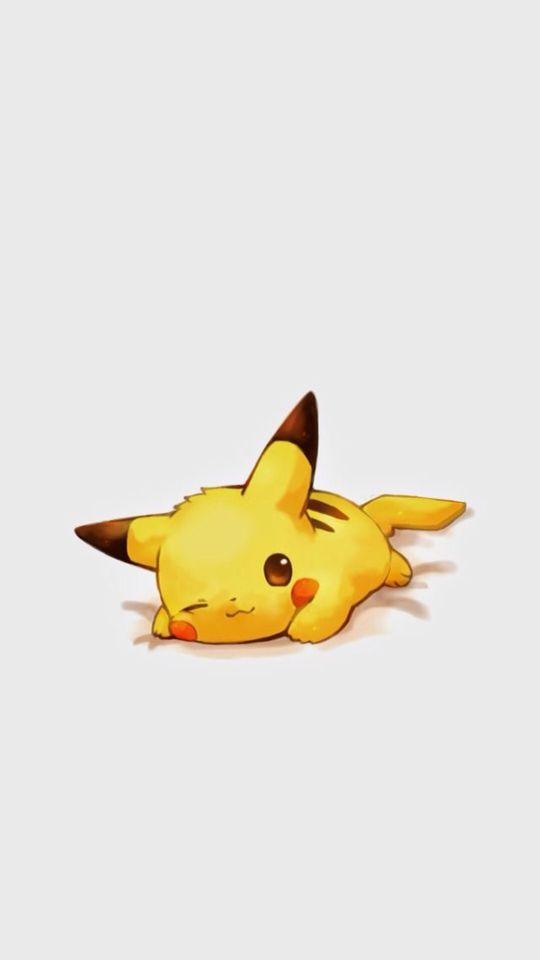 Cute little Pikachu wallpaper!