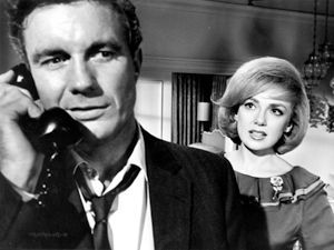 0 Cliff Robertson on the phone