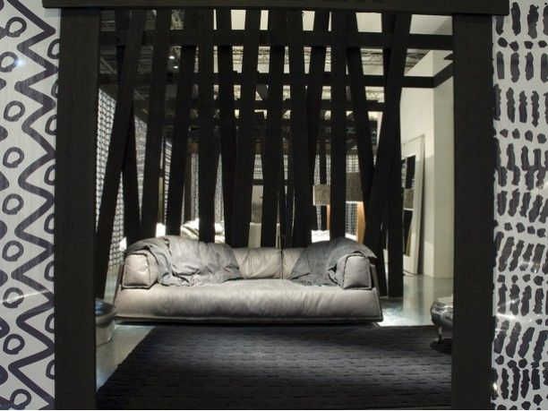 Black And White By Baxter Paola Navone