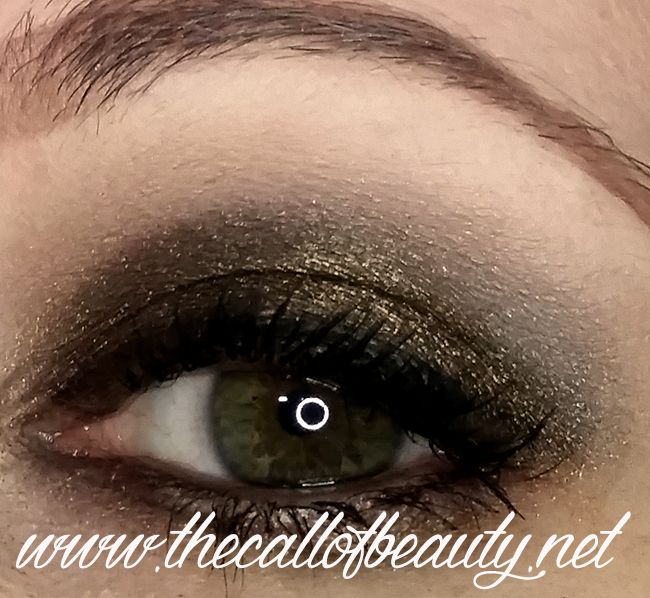 The Call of Beauty: Make Up of the Day: Crowbar