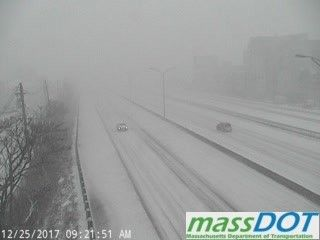 I-90 snow Dec 25,      WHITE CHRISTMAS. December 25, 2017, 3:08:45 PM EST. Winter Storms Unfolding Across Eastern USA Bring Cool Wishes to You & Yours!