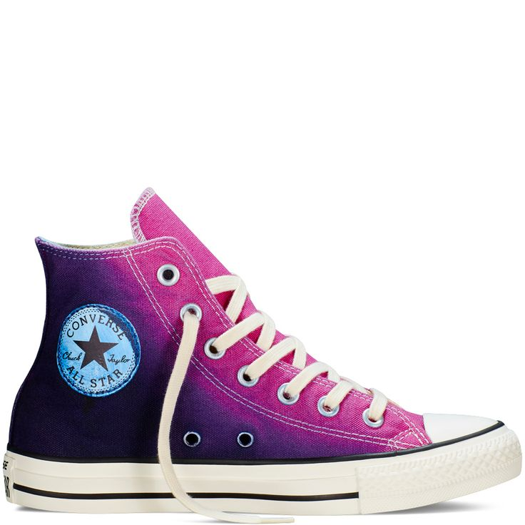 Chuck Taylor All Star Sunset Wash Plastic Pink/Blue/Egret plastic pink/blue/egret