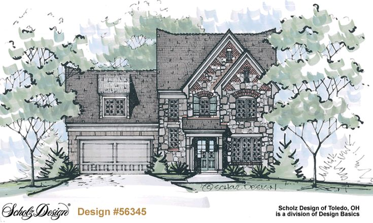 Search Scholz Home Design Services | OTB-106200 | Design 56345 ...