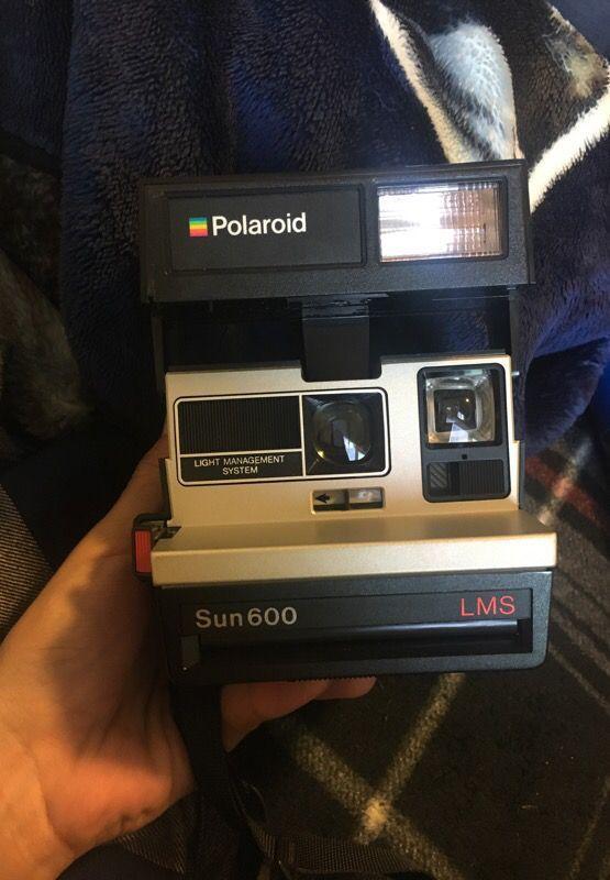 Polaroid Sun 600 in Tacoma, WA (sells for $25)